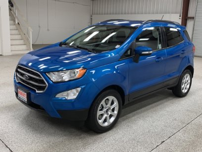 Used 2018 Ford EcoSport FWD SE - 568490563