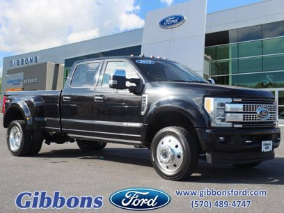 Used 2019 Ford F450 Platinum - 546256605