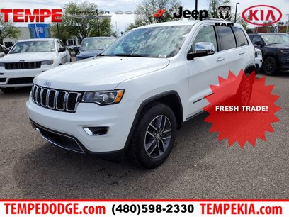 Certified 2018 Jeep Grand Cherokee Limited - 548433275