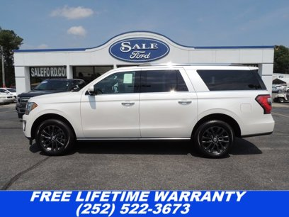 New 2019 Ford Expedition Max 4WD Limited - 515682152