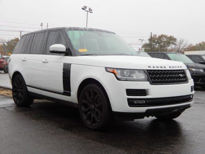 Certified 2015 Land Rover Range Rover Supercharged - 533400590