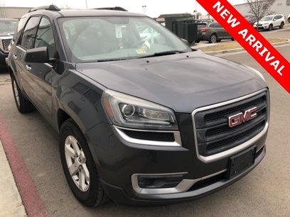 Used Gmc Acadia For Sale In Hutchinson Ks Autotrader