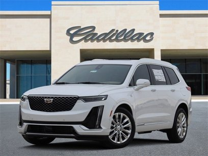 New 2020 Cadillac XT6 FWD w/ Platinum Package - 540083474