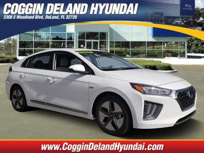 New 2020 Hyundai Ioniq Hybrid SEL - 539326493