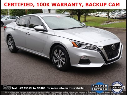 Certified 2020 Nissan Altima 2.5 S - 564854598