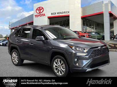 Used 2019 Toyota RAV4 AWD Limited - 570181459