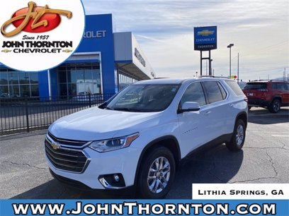 Certified 2020 Chevrolet Traverse FWD LT - 563345555