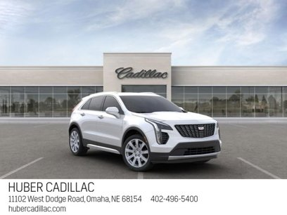 New 2020 Cadillac XT4 AWD Premium Luxury - 570017016
