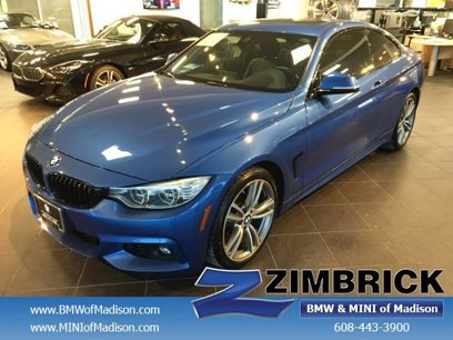 Certified 2017 BMW 440i xDrive Coupe - 540994192