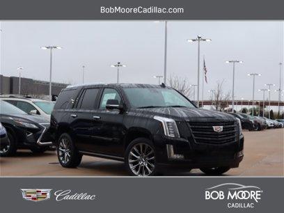 New 2020 Cadillac Escalade Platinum - 547175723