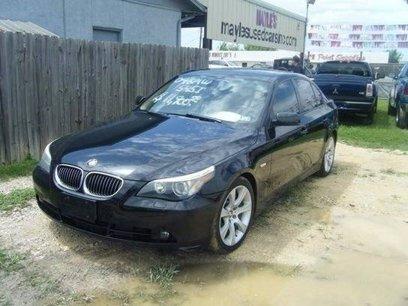 Used 2004 BMW 545i Sedan - 507060940