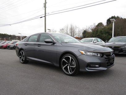 New 2020 Honda Accord 2.0T EX-L - 540884133