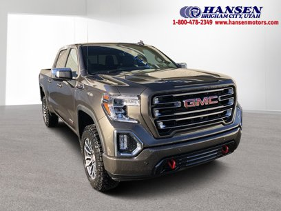 New 2020 GMC Sierra 1500 4x4 Crew Cab AT4 - 537965567