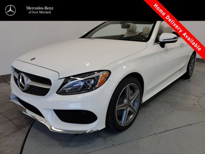 Certified 2018 Mercedes-Benz C 300 4MATIC Cabriolet - 568004673