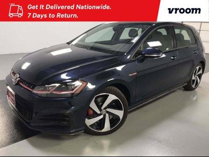 Used 2018 Volkswagen GTI SE - 567904068