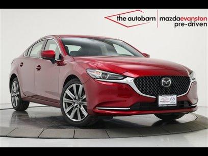 Certified 2018 MAZDA MAZDA6 Signature - 525762810