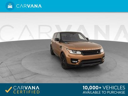 Used 2016 Land Rover Range Rover Sport Supercharged - 548310254