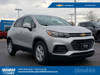 New 2020 Chevrolet Trax FWD LS - 531496811