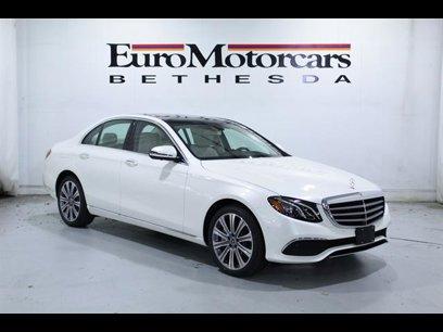 New 2020 Mercedes-Benz E 450 4MATIC Sedan - 531142308