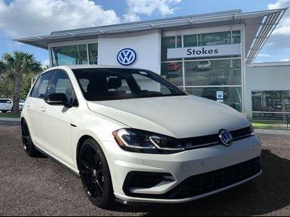 New 2019 Volkswagen Golf R 4-Door - 524085429