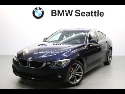 Certified 2017 BMW 430i Gran Coupe xDrive - 541668193