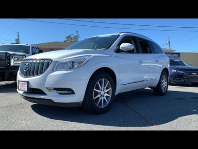 Used 2017 Buick Enclave FWD Leather - 543456535