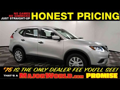 Used 2016 Nissan Rogue S - 541575544