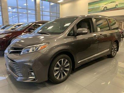 New 2020 Toyota Sienna Limited Premium - 533101343