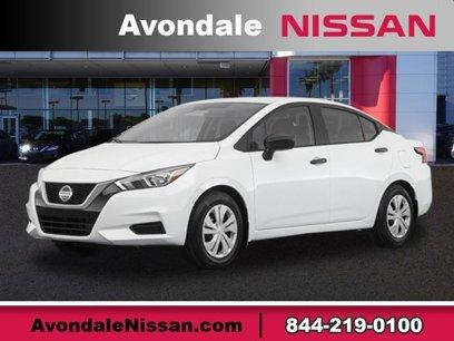 New 2020 Nissan Versa S - 543605488