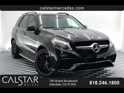 Certified 2017 Mercedes-Benz GLE 63 AMG S 4MATIC - 546654074