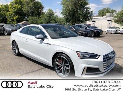 New 2019 Audi S5 3.0T Premium Plus Coupe - 519044617