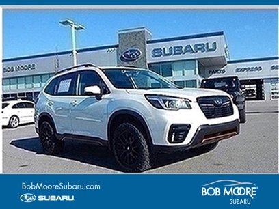 New 2020 Subaru Forester Sport - 538817646