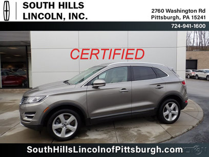 Certified 2017 Lincoln MKC AWD Premiere - 534421018