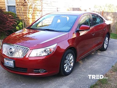 Used 2012 Buick LaCrosse Premium - 608454475