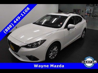 Certified 2016 MAZDA MAZDA3 i Touring Sedan - 535978241