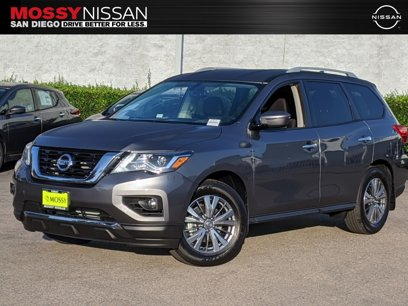 New 2020 Nissan Pathfinder FWD SV - 560899376
