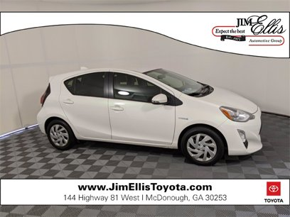 Certified 2015 Toyota Prius C One - 559850598