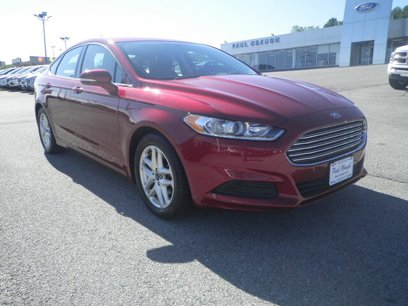 Used 2016 Ford Fusion SE - 537394472