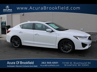 New 2020 Acura ILX w/ Premium & A-SPEC Package - 537351527
