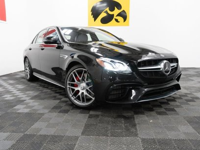 New 2019 Mercedes-Benz E 63 AMG S 4MATIC Sedan - 502304841
