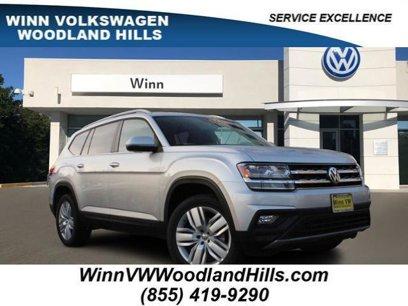New 2019 Volkswagen Atlas 4Motion SE V6 w/ Technology - 533439397