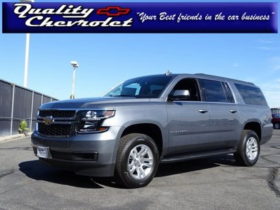 New 2020 Chevrolet Suburban LT - 542002556