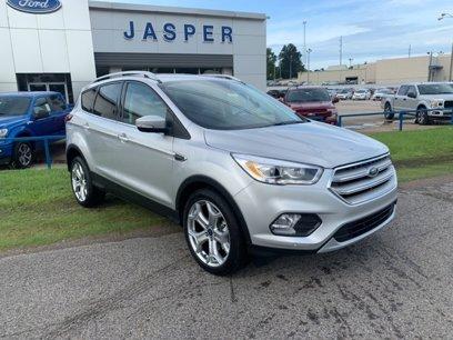 New 2019 Ford Escape FWD Titanium - 522053887