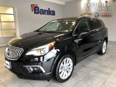 Certified 2018 Buick Envision AWD Premium - 476199471