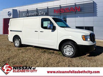 New 2020 Nissan NV SV - 540358771