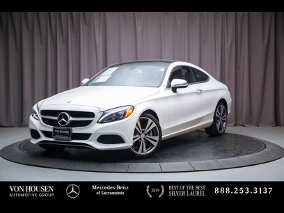 Certified 2017 Mercedes-Benz C 300 4MATIC Coupe - 565300630
