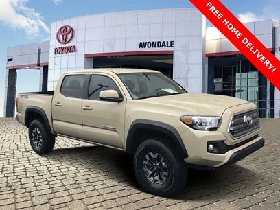Certified 2017 Toyota Tacoma TRD Off-Road - 546429518