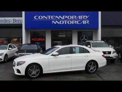 Certified 2017 Mercedes-Benz E 300 4MATIC - 540868151