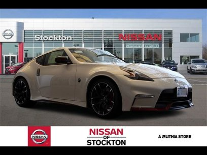 New 2020 Nissan 370Z Coupe - 515659685