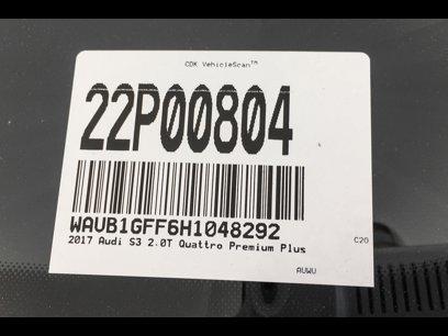 Used 2017 Audi S3 Premium Plus - 548636895